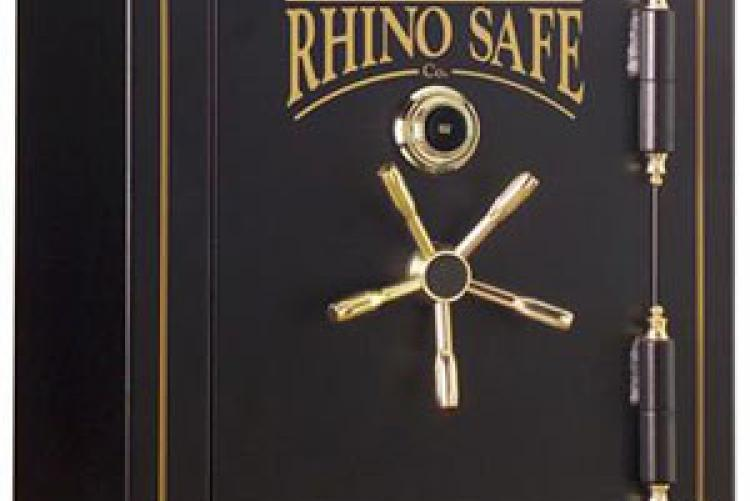 The Rhino Fire and Burglary Safe offers fire and burglary protection with enormously increased storage capacity. The safe provides an affordable way to store important documents and other valuables without compromising their security.